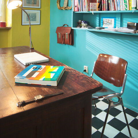 Work and writing desks
