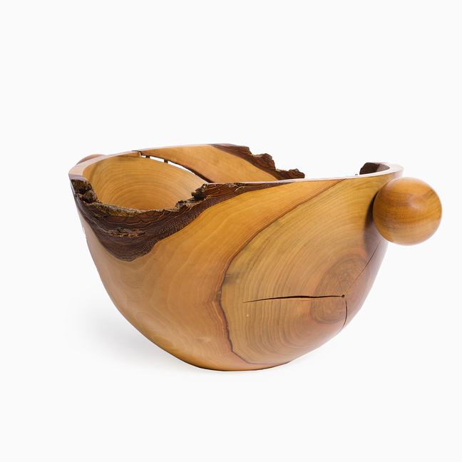 Wooden bowl - 7