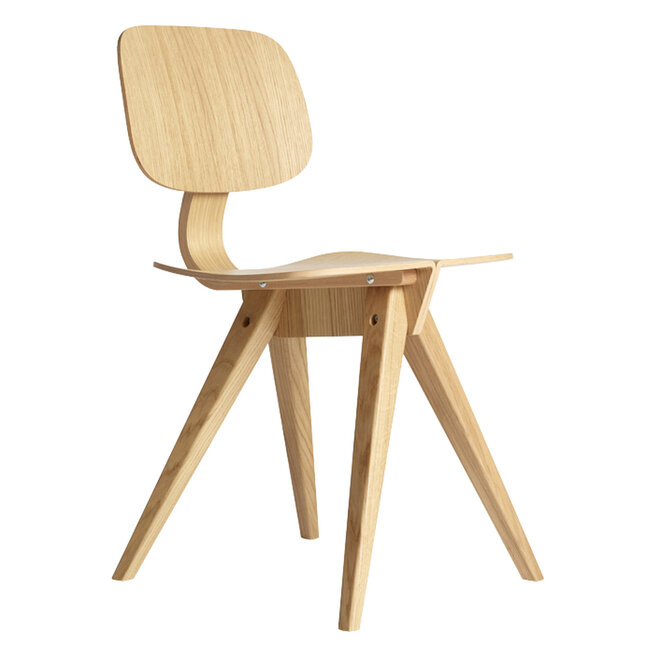 MOSQUITO chair black - 1