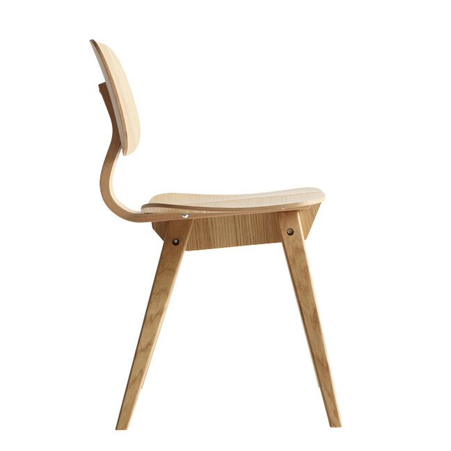 MOSQUITO chair black - 2