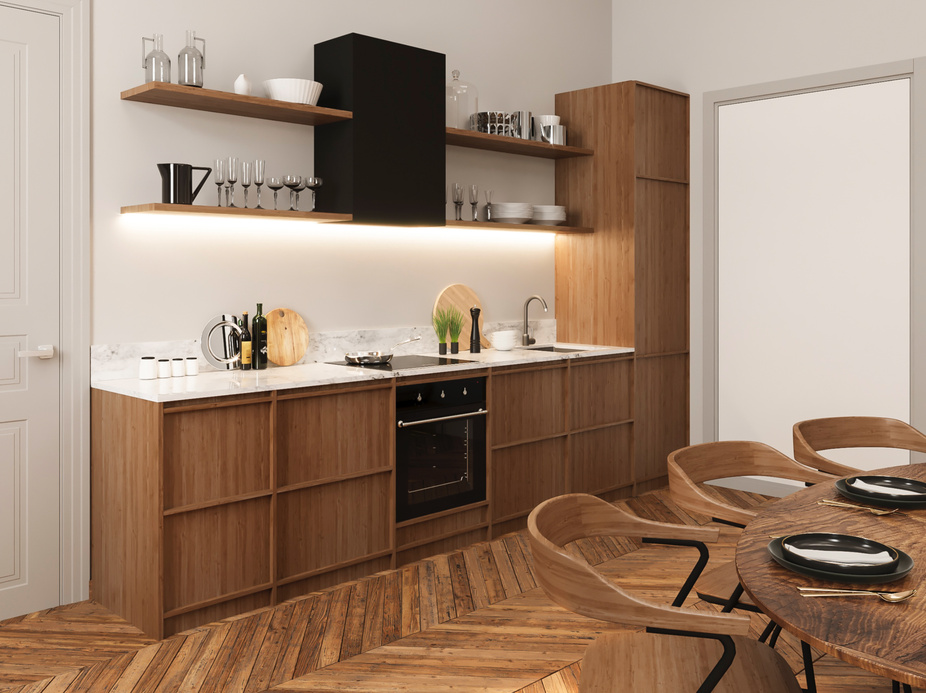 Interior design - Residence in Prague - 9