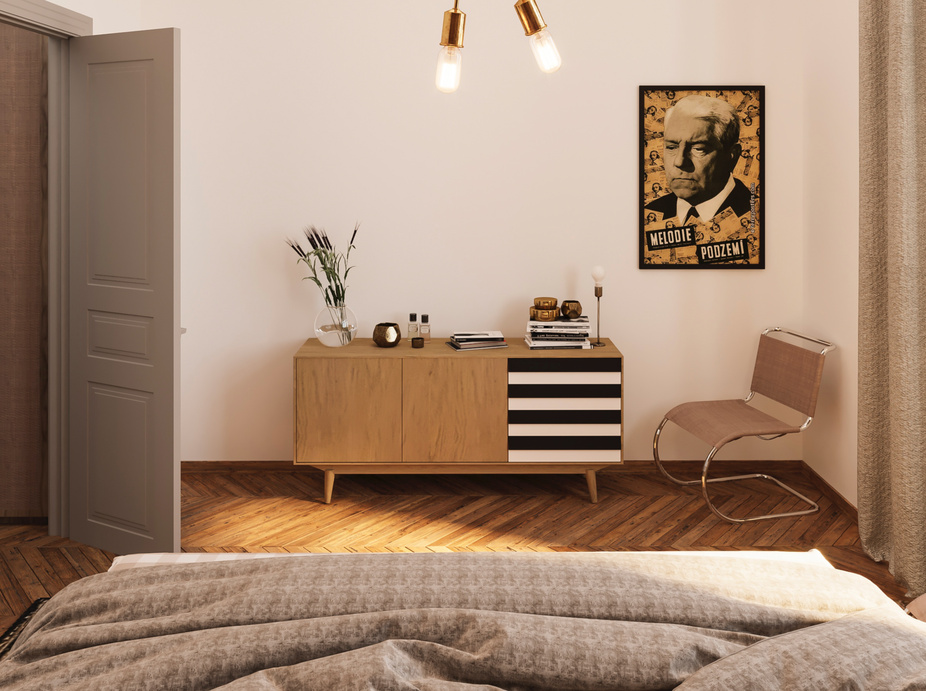 Interior design - Residence in Prague - 3
