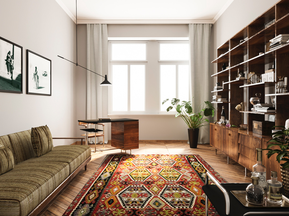 Interior design - Residence in Prague - 6